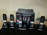 BT 8500 Advanced Call Blocker QUINT Cordless Phone good condition