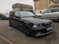 BMW E36 320I MANUAL LHD GERMAN PLATE