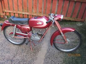 1962 Ducati 48 sport