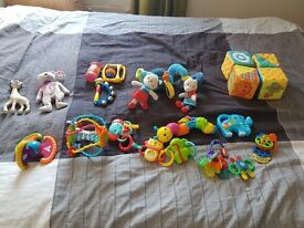 Baby first toys