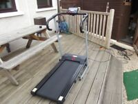 Powered tread mill in very good condition
