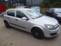 Vauxhall ASTRA Life CDTI,1.7 cc turbo diesel 5 dr hatchback,FSH,clean tidy car,runs and drives well