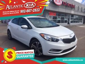 2014 Kia Forte EX Loaded with BackUp Camera, Heated Seats, Bluet