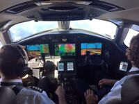 MAXJETS JET Flight Simulator Experience