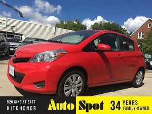 2014 Toyota Yaris LE/ PRICED FOR A QUICK SALE!/ WE FINANCE !