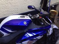 Yamaha yzf r 125 / NO time wasters please...