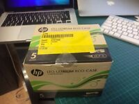 5x HP Ultrium LTO-4 tapes C7974A 1.6TB RW - Unused, Excellent Condition- RRP: £100 - selling for £60