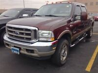 2004 Ford F-350 King Ranch - 100% APPROVED @ TMRFINANCIAL.CA