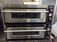 """Pizza oven 8 x 12"""" pizza Eu261"""