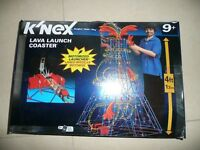 K'Nex Lava Launch Coaster