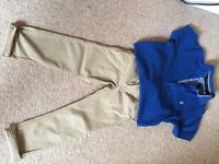 Boys next chinos and top excellent condition age 5