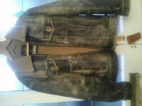 Leather Bikers jacket