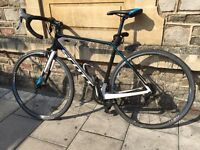 Scott solace carbon racing bike for sale