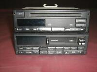 OEM Ford Cass/CD/Tuner from 2000 Ford Mustang