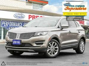 2016 Lincoln MKC Select>>>2.0L AWD, NAV<<<