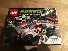 Lego- Speed Champions -Audi - Brand New never opened