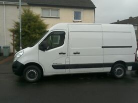 Man and Van Ayrshire: P & C Carriers. Delivery/pick up/removals.