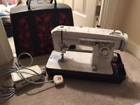 Brother Zig Zag Sewing Machine - Fault