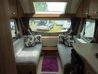 Sprite Ace Envoy 4 berth touring caravan, very good condition throughout