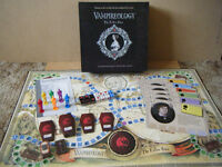"""""""VAMPIREOLOGY"""" THE FALLEN ONES board game. By Paul Lamond games 2010. Complete."""