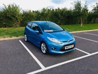 2009 FORD FIESTA 1.6 ZETEC S SERVICE HISTORY ONLY 36000 MILEAGE