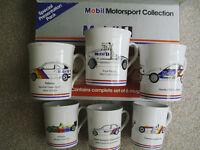 Mobil 1 Motorsport Collection Mugs
