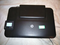Hp deskjet 3055a printer - all in one print scan copy. with pus and wifi
