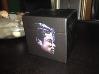 Michael jackson visionary boxset 20 cddvd RARE ltd edition individually numbered exclusive xmas gift