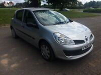 2006 (56 reg) Renault Clio 1.2 dynamic 5 door hatchback