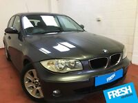 BMW 1 SERIES 118D SE 5dr 2005(55) - Full Service History and Long MOT