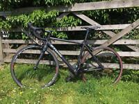 B Twin road bike