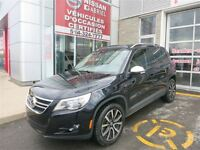2011 Volkswagen Tiguan 2.0T 4MOTION HIGHLINE WITH EXTENDED WARRA