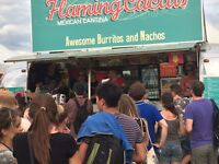 Festival Catering food server role - Major UK festival this weekend - Don't delay apply today!
