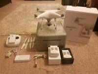 Dji phantom 4 4k Drone with two batteries - immaculate conditon9