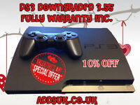 ☆☆ Sony PlayStation 3 SLIM / 3.55 / 4.81 ☆ OFFER ☆☆