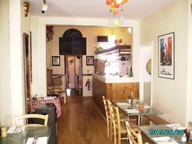PIZZERIA and WINE BAR in Clapham/Brixton for sale