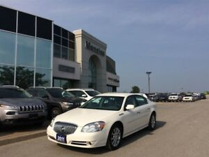 2011 Buick Lucerne CX, Sirius, Cruise, Pwr Dr Seat, Clean Carpro