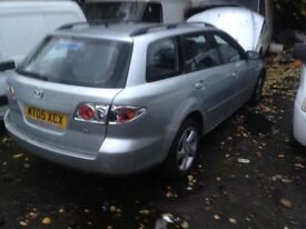 Mazda 5 2.0 petrol breaking for spares!!!