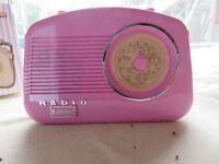 RETRO STEEPLETONE FM/ MW RADIO