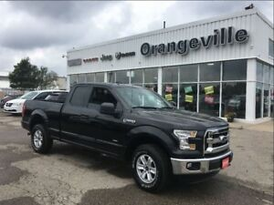 2015 Ford F-150 XLT, SUPERCAB, ECOBOOST, 1-OWN