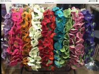 Handmade felt flower, giant standing flower