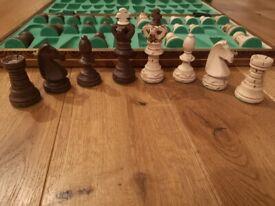 Ambassador Chess set - Hand Crafted - NEW