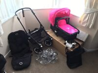 Bugaboo Buffalo Plus Extras