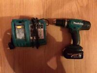 Marita drill and charger