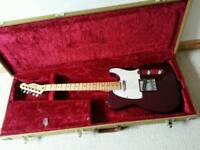 FENDER TELECASTER 1998 MADE IN MEXICO