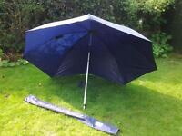 "preston 50""flat back brolly"