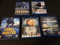 5 Scandinavian films on Blu-Ray