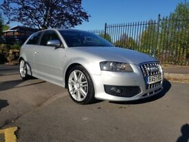 AUDI S3 TOP SPEC FULL SERVICE HISTORY THOUSANDS SPENT!!!