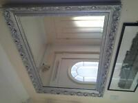 ornate large mirror excellent condition