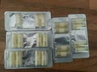 Nicorette inhalator refills